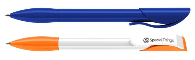 Pen Hattrix met druk