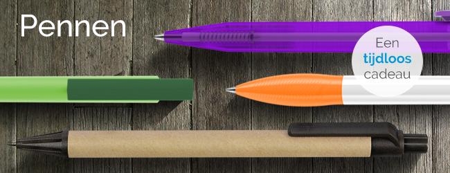 Pennen, de klassieker!