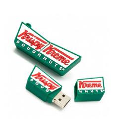 Op maat gemaakte 2D USB Drive