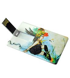USB Credit Card flip