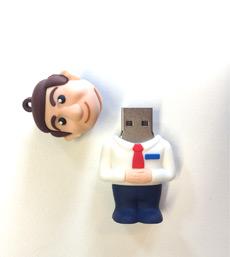USB drive met figuurtje