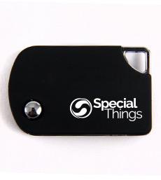 Een USB Drive in de vorm van een autosleutel