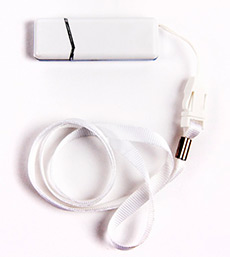 USB Business white