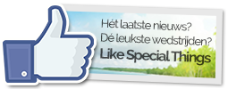 Like Special Things op facebook